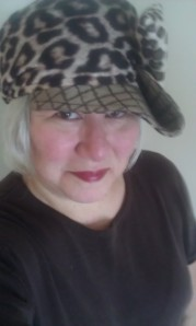 Lady Flava In Her Stef-n-Ty Hat