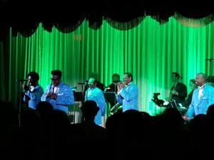 Tribute To The Temptations in Vegas