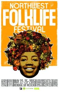 Northwest Folklife Festival 2015