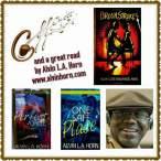 Alvin's books